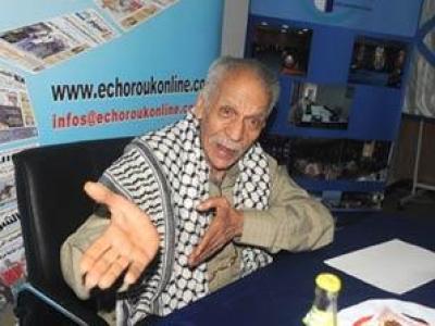احمد فؤاد نجم يكشف تفاصيل لقائه السري مع حسن نصر الله الأمين العام لحزب الله