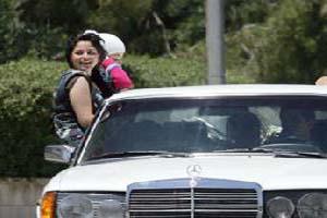 سحب 400 رخصة قيادة مركبات أثناء مواكب الناجحين في التوجيهي