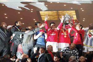 الأهلي المصري «سوبر» الكرة الإفريقية