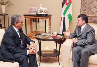 الملك : حل الخلافات شرط لخدمة المصالح العربية