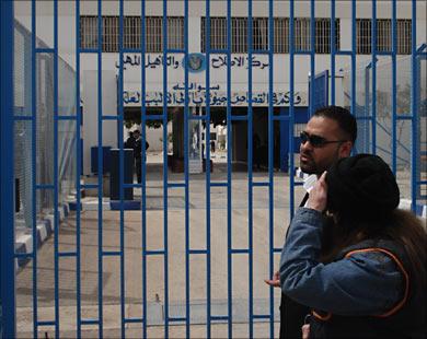 1112 إضرابا عن الطعام للنزلاء العام الماضي موزعة على عشرة سجون أردنية