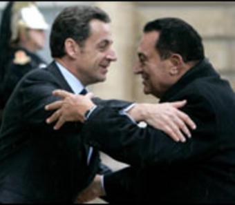 مبارك: الهدنة بين حماس وإسرائيل قد تبدأ الأسبوع المقبل