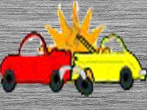 10 إصابات في حادث تصادم على طريق عجلون كفرنجة