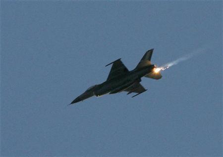 تحقيقات حول تجاوز طائرة اسرائيلية الحدود الاردنية