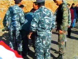 العثور على سيارة النائب المناصير في البقاع اللبناني