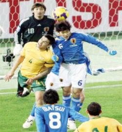 تصفيات مونديال 2010 : خسارة ثانية للسعودية واستراليا تواصل تصدرها والبحرين تهزم أوزبكستان
