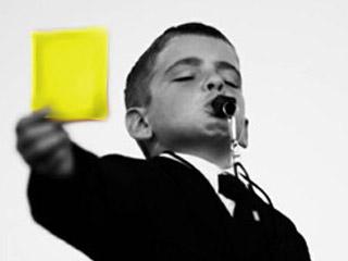 البطاقة الصفراء عوضا عن العصى في المدارس
