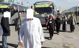 دفن حاج أردني في بقيع المدينة المنورة اثر وفاة طبيعية