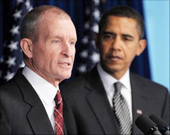مدير المخابرات الأميركية: خطر الأزمة المالية أكبر من الإرهاب
