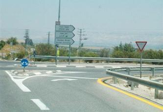 لوحات أردنية للسيارات الإسرائيلية التي تدخل أراضي المملكة