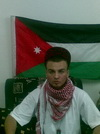 الشاب حسين ماهر الصمادي يصل الى عمان بعد اخلاء سبيله من قبل السلطات الامريكية