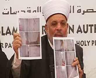 قاضي قضاة فلسطين يحذر من انهيار وشيك للمسجد الأقصى