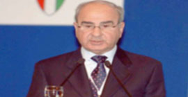 طاهر المصري ورئاسة الحكومة