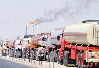 ارتفاع الفاتورة النفطية للمملكة إلى 1.9 مليار دينار