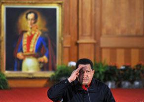 شافيز يتقدم في استفتاء دستوري يتيح له ولاية ثالثة