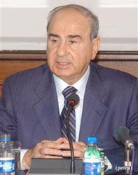 رئيس وأعضاء مجلس الأعيان يؤدون القسم الدستوري