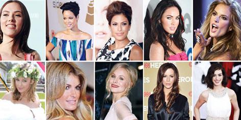 أكثر 10 نساء إثارة في العالم لعام 2009