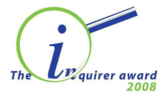 نتائج جائزة الصحفي المتقصي العالمية لعام 2008 الجمعة 27 شباط