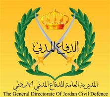 انهيار سور استنادي بين عمارتين بمنطقة الجامعة الأردنية