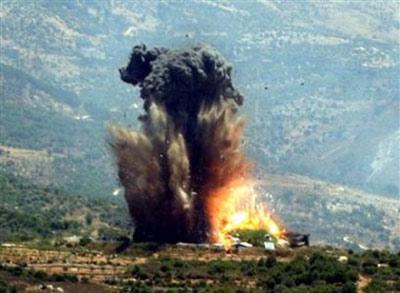 سقوط عدة قذائف مدفعية إسرائيلية على جنوبي لبنان