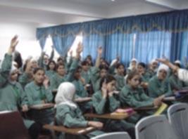 1.6 مليون طالب وطالبة يستأنفون دراستهم غدا